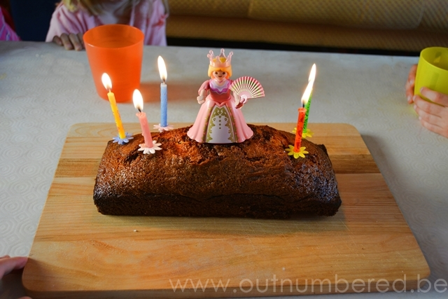 prinsessen verjaardagsfeestje knutselactiviteit