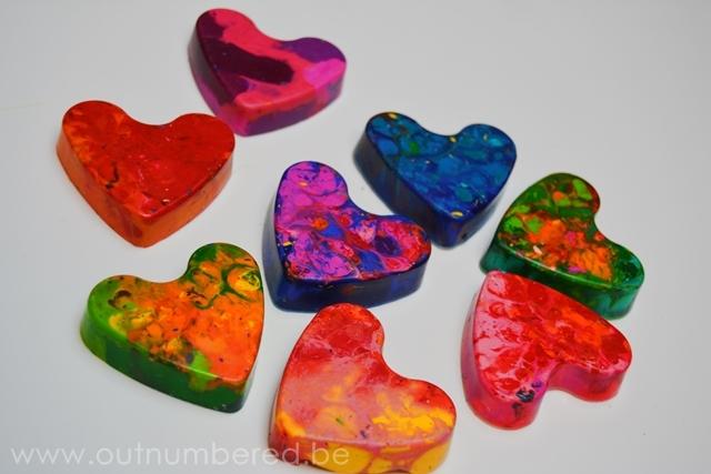 Zelf waskrijt maken - leuke creatieve activiteit voor kinderen